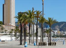 Apartamentos Beni-Beach,