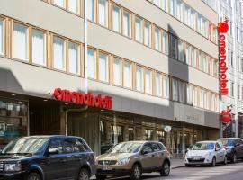 Omena Hotel Helsinki Lönnrotinkatu,