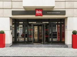 Ibis Brussels City Centre,