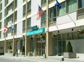 Hotel les Suites Labelle,