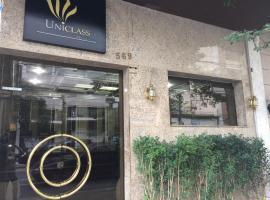 Uniclass Hotel Pinheiros,
