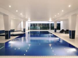 Mercure Cardiff Holland House Hotel & Spa,