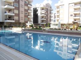 Roza Apartments,