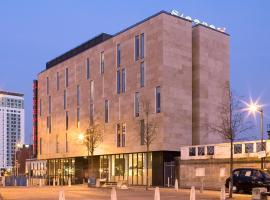 Sleeperz Hotel Cardiff,