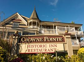 Crowne Pointe Historic Inn Adults Only,