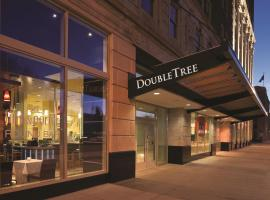 DoubleTree Suites by Hilton Detroit Downtown - Fort Shelby,