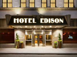 Hotel Edison Times Square,