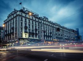 Hotel Bernina Geneva,