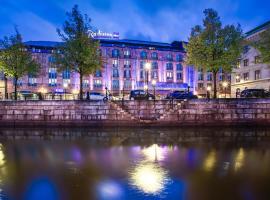 Radisson Blu Scandinavia Hotel, Göteborg,