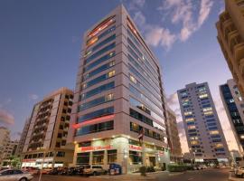 Ramada Downtown Abu Dhabi,