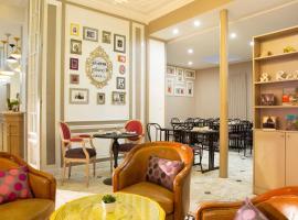 Hotel De La Cite Rougemont,