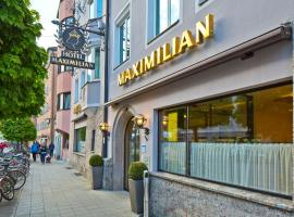 Hotel Maximilian - Stadthaus Penz,
