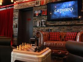 Crates at the Gaythering - Men Only,