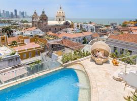 Movich Hotel Cartagena de Indias,