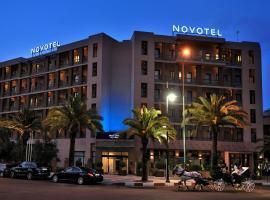 Novotel Marrakech Hivernage,