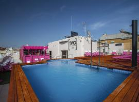 TWO Hotel Barcelona by Axel 4* Sup- Adults Only, Barcelona