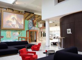 Dutch Design Hotel Artemis,