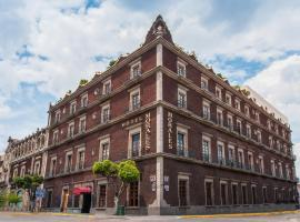 Hotel Morales Historical & Colonial Downtown core,