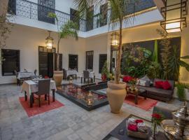 Riad Villa Wenge Spa,