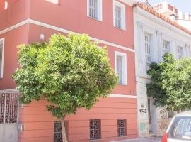 Stylish Maisonette, Kerameikos,