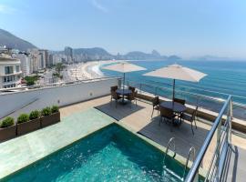 Orla Copacabana Hotel,