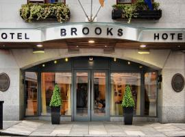 Brooks Hotel,