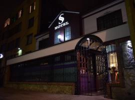 Hotel Sion Santafe,