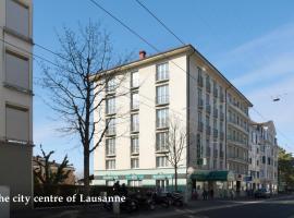 Hôtel Bellerive,