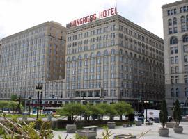 Congress Plaza Hotel,