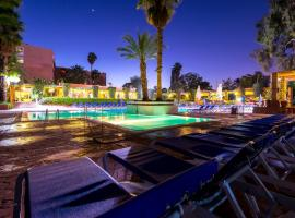 Hôtel Farah Marrakech,