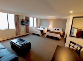 Century Plaza Hotel & Spa,