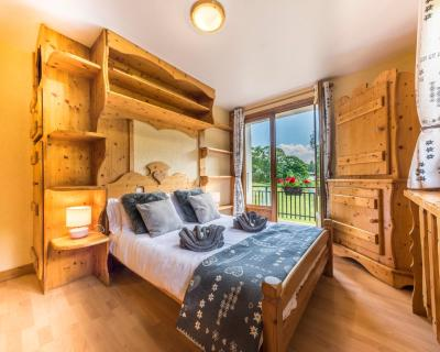 Letto A Castello Bluebell.Chalet Bluebell Chalets Les Gets