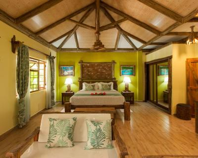 Anse Severe Beach Villas, Villas La Digue