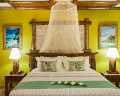 Anse Severe Beach Villas, Villas La Digue