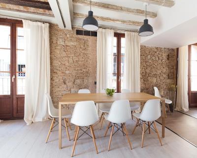 Deco apartments u born appartementen barcelona