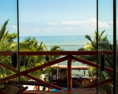 Hotel Los Balcones De Zorritos Bocapan
