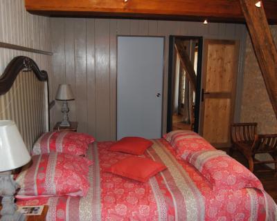 Chambres d'hôtes Château de Mazières, Chambres d'hôtes Tendu