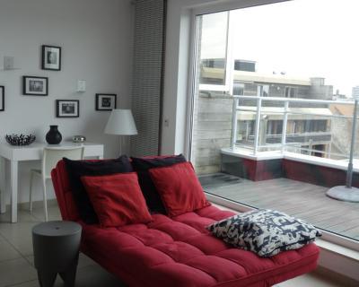 Pentbij Leopoldpark Apartment Oostende