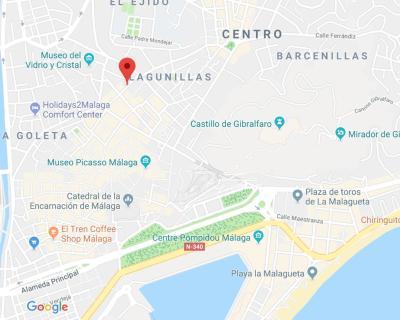 Sky Sea Holidays ALCAZABA MALAGA, Apartments Malaga Maps Of Alcazaba Malaga on cathedral of malaga, festival malaga, costa del sol spain malaga,