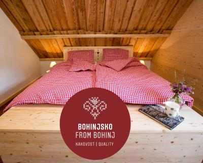 Chalet Apartments Alpik Appartamenti Bohinjsko Jezero