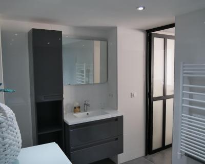 Appartementen loft chic et moderne déco industrielle