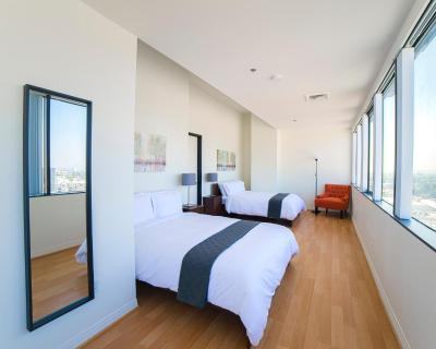 Ginosi Metropolitan Apartel, Apartments Los Angeles