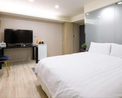 Nini Taipei Mrt Apartment Apartments Taipei