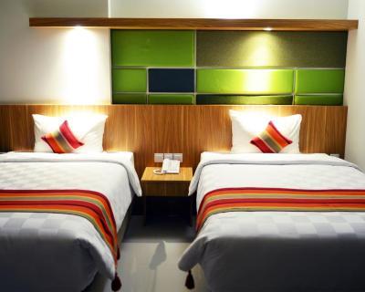 Kyriad Hotel Airport Jakarta Tangerang