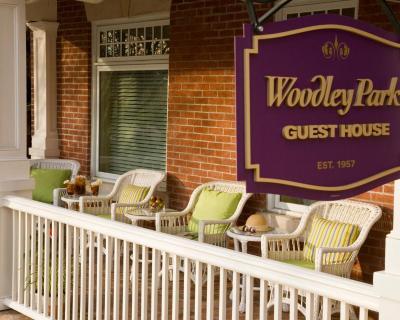 Woodley Park Guest Casa, Bed & Breakfast Washington DC