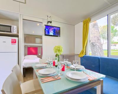 Quality Mobile Homes In Camping Kazela Holiday Parks Medulin