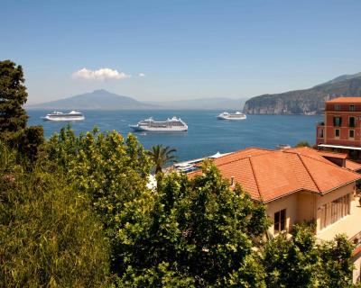 Al Centro Suites Bed Breakfast Sorrento