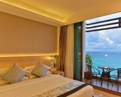 Arena Spiaggia Hotel Bed Breakfast Maafushi