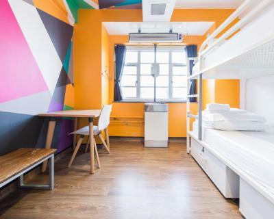 Etagenbett London Bus : Generator hostel london