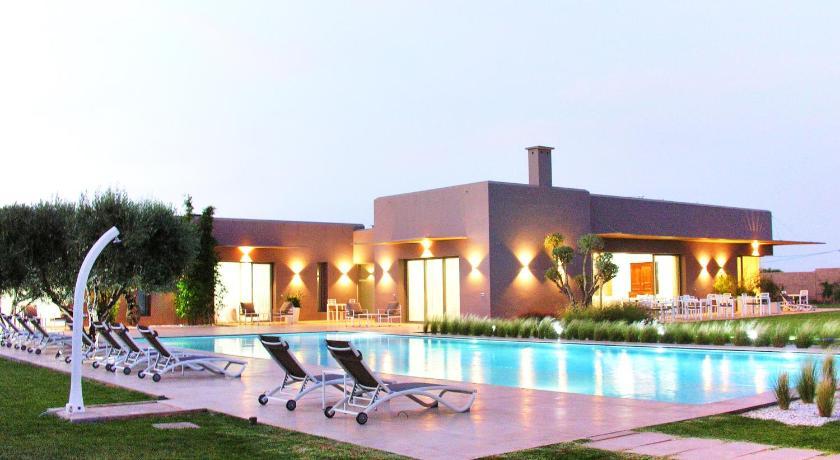 Villa Jardins D Isa Km 8 Route De Tahanaout Marrakech